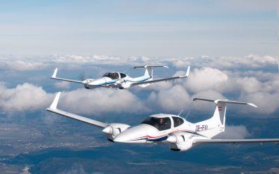 Aeroservicio y Diamond Aircraft firman acuerdo de representación en Chile