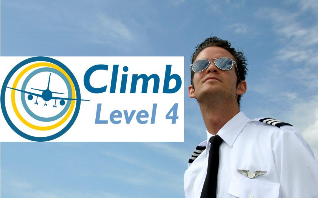 Aeroservicio Academy presenta Climb Level 4