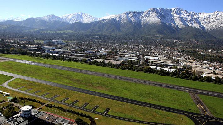 Aeródromo Eulogio Sanchez (SCTB) temporalmente cerrado por trabajos de mejora