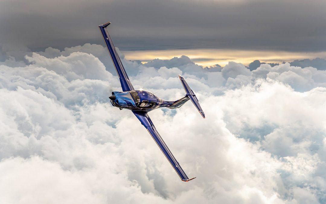 Diamond Aircraft DA50 RG recibe certificación EASA
