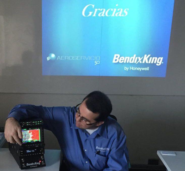 Aeroservicio ofrece seminario a cargo de Bendix  King